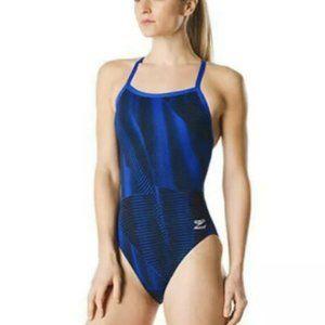 Women's Speedo Endurance+ Fierce Flyback Swimsuit